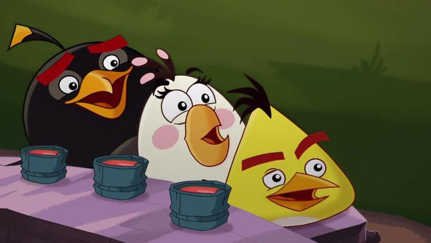 Angry Birds Toons (S)